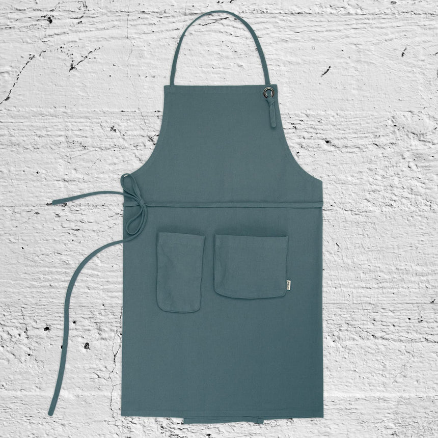 Numero 74 - Apron Adult - Sage Green - S049