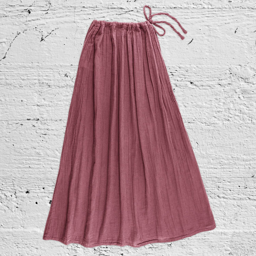 Numero 74 - Ava Long Skirt  - Women - Baobab Rose - S042