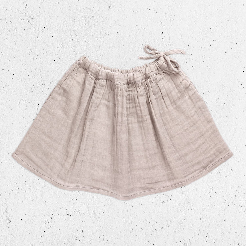 Numero 74 - Ava Midi Skirt - Kids - Powder - S018