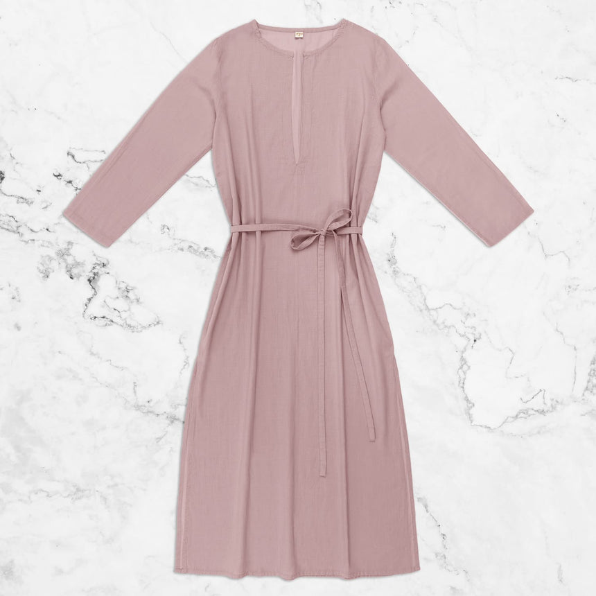 Numero 74 - Fashion - Aya Djellaba - Dusty Pink - S007