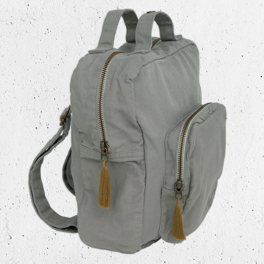 Numero 74 - Backpack - Silver Grey - S019