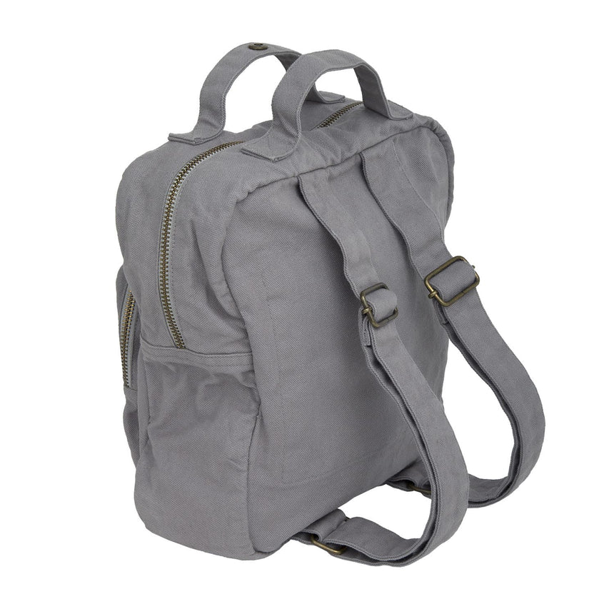 Numero 74 - Backpack - Stone Grey - S045