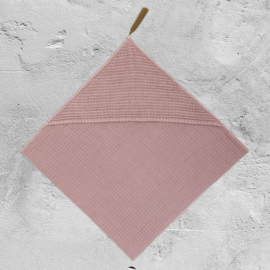 Numero 74 - Set of 3 towels - Dusty Pink - S007