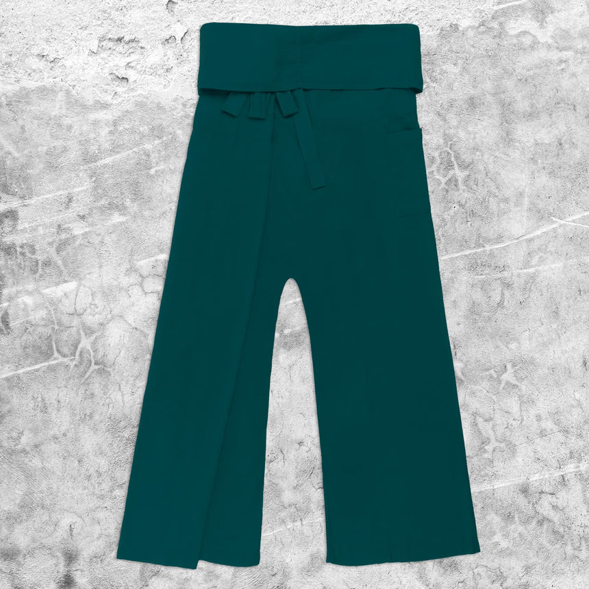 Numero 74 - Fashion - Boon Pants - Teal Blue - S022