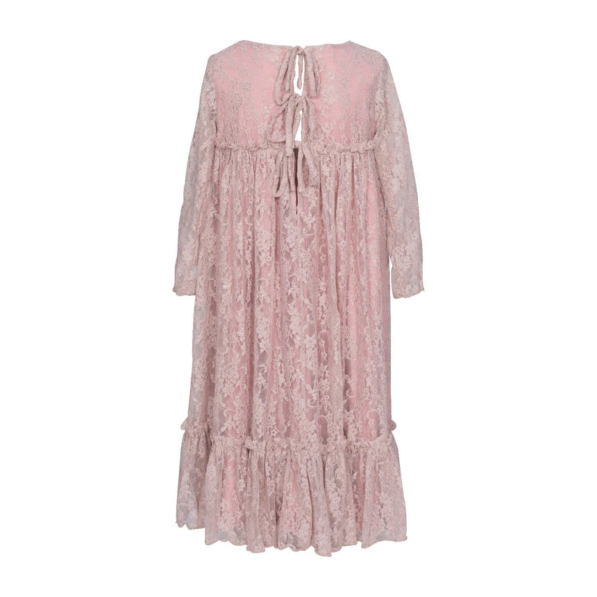 Numero 74 - Carolina Dress - Dusty Pink - S007