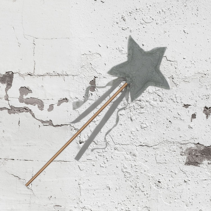 Numero 74 - Carolina Star Wand - Silver Grey - S019