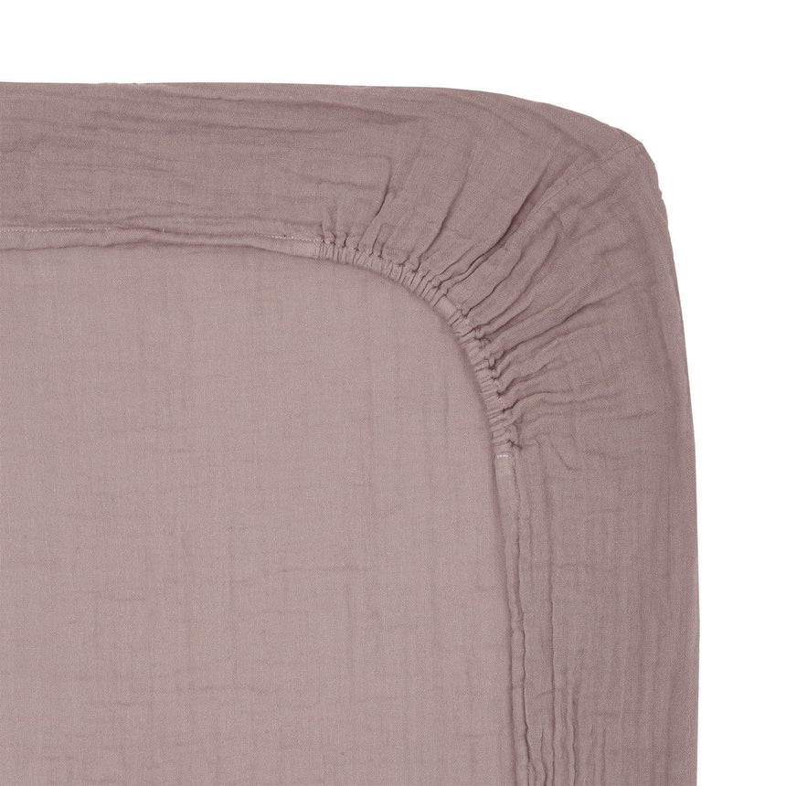Numero 74 - Changing Pad Fitted Cover - Dusty Pink - S007