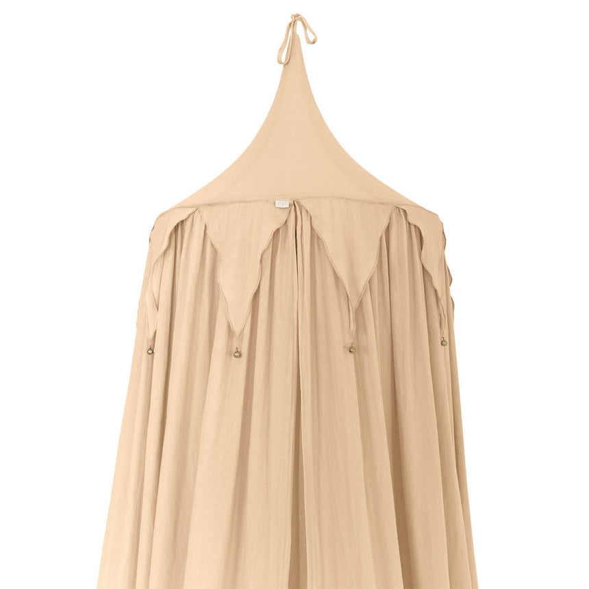 Numero 74 - Circus Bunting Canopy - Pale Peach - S047