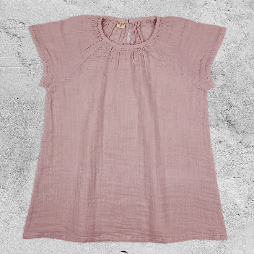 Numero 74 - Clara Dress - Baby - Dusty Pink - S007