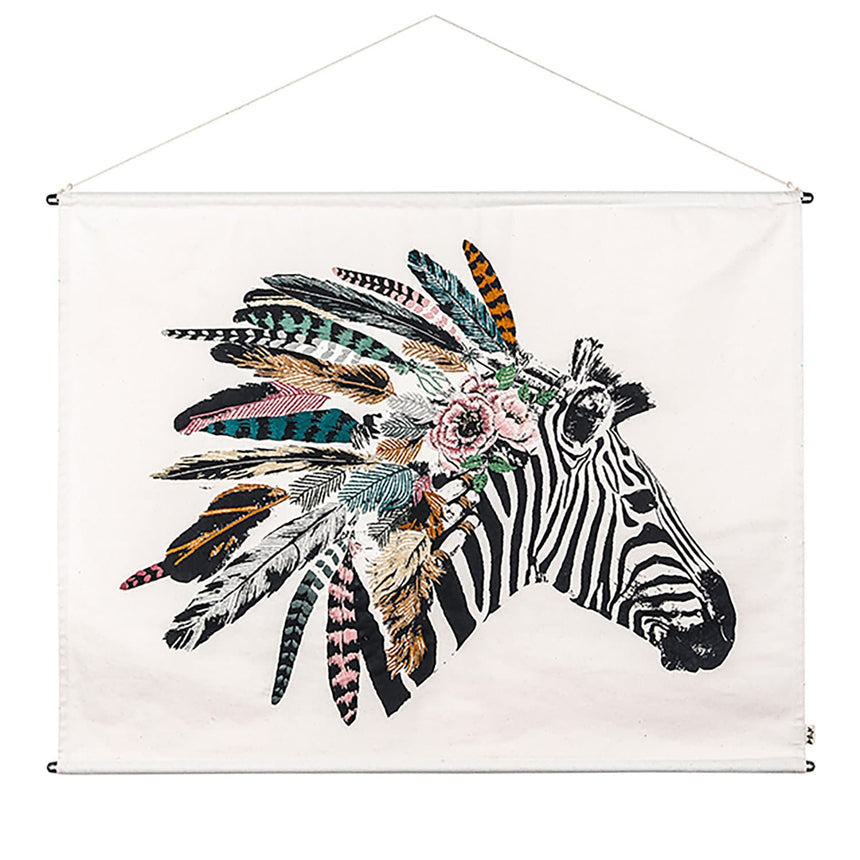 Numero 74 - Crazy Zebra Kit - Natural-Multicolor - D117