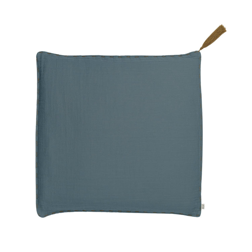 Numero 74 - Cushion Cover Plain - 45x45 cm - Ice Blue - S032