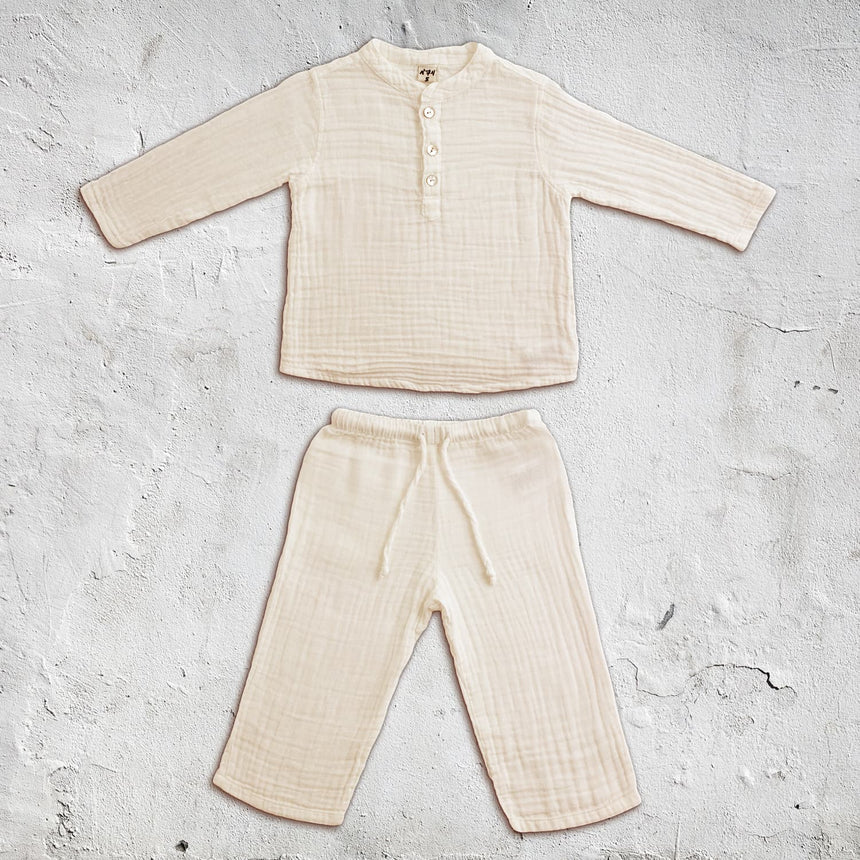 Numero 74 - Dan Suit - Baby - Natural - S000