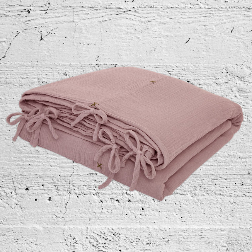 Numero 74 - Duvet Cover - Dusty Pink - S007