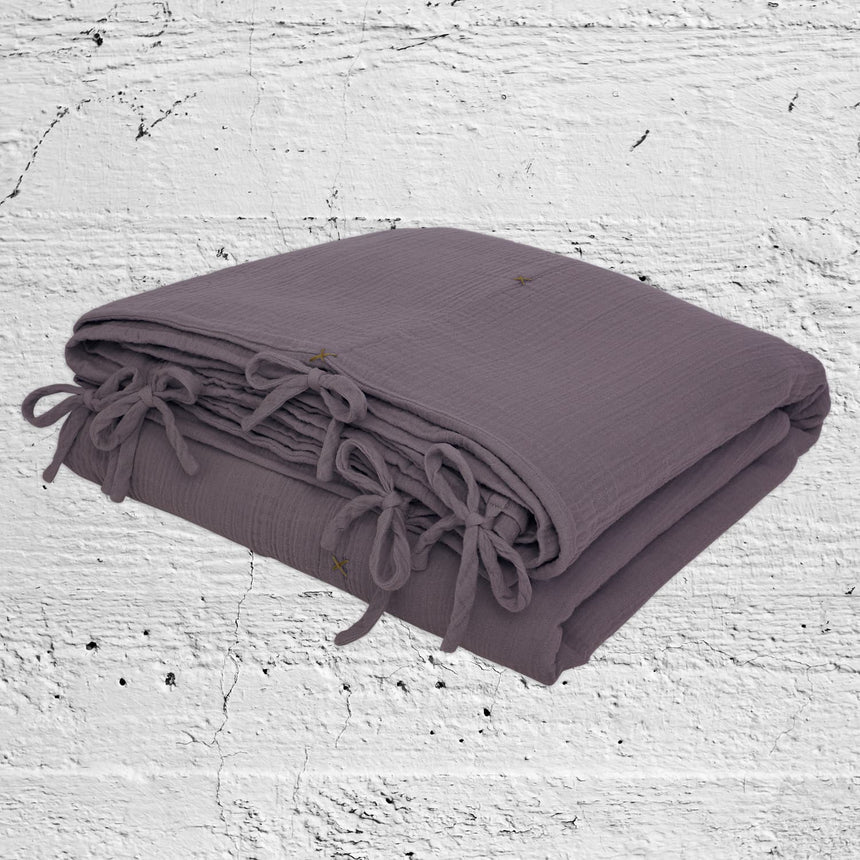 Numero 74 - Duvet Cover - Dusty Lilac - S041