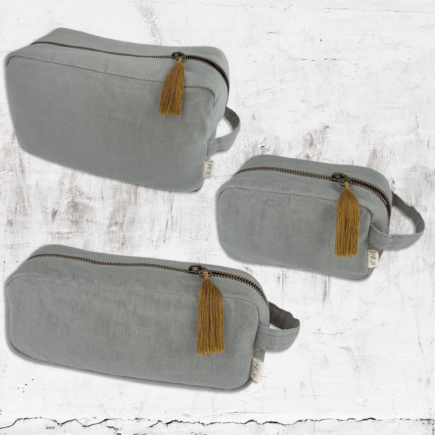 Numero 74 - Essential Purse - Large - Pale Peach - S047