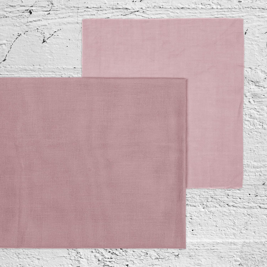 Numero 74 - Fabric Double Saloo - Dusty Pink - S007