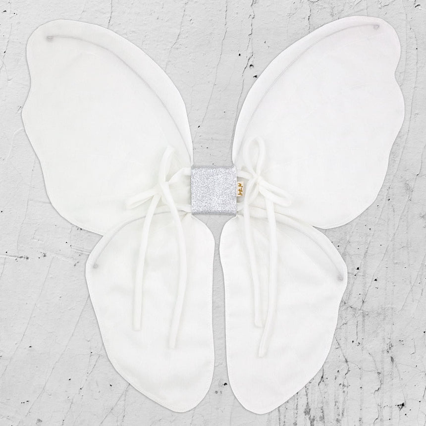 Numero 74 - Fairy Wings - White - S001