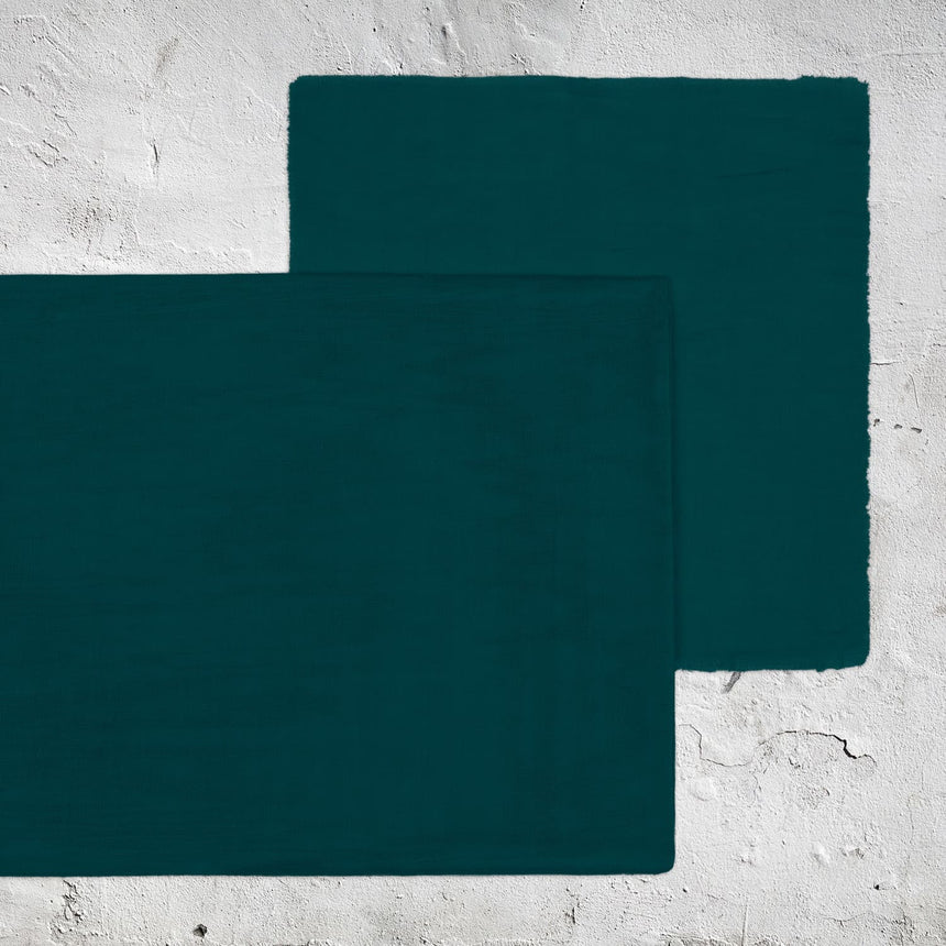 Numero 74 - Fabric Simple Saloo - Teal Blue - S022