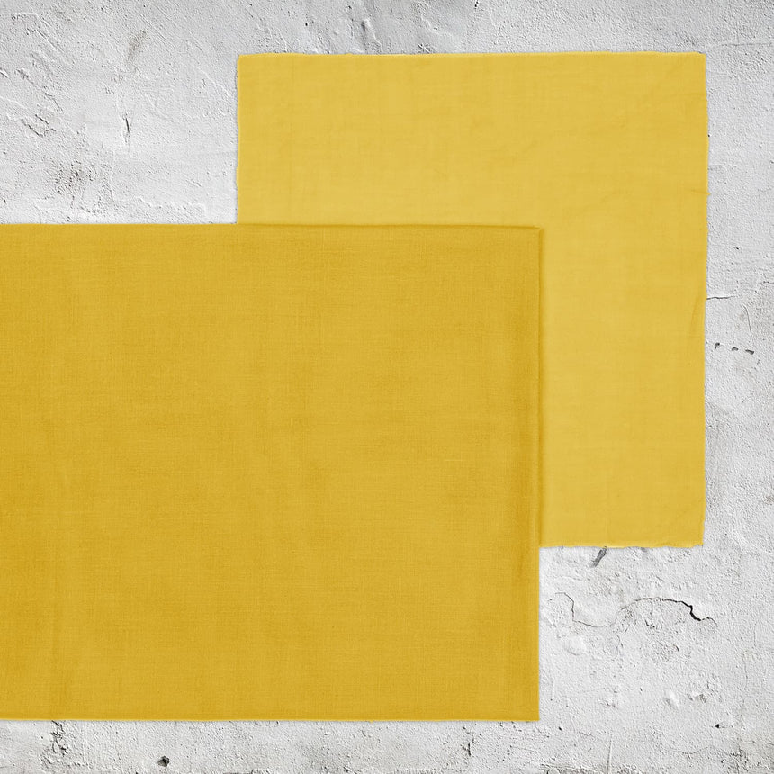 Numero 74 - Fabric Simple Saloo - Sunflower Yellow - S028