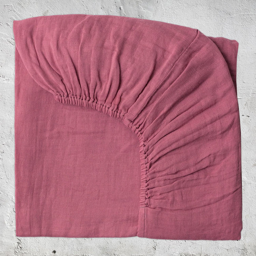 Numero 74 - Fitted Bed Sheet - Baobab Rose - S042