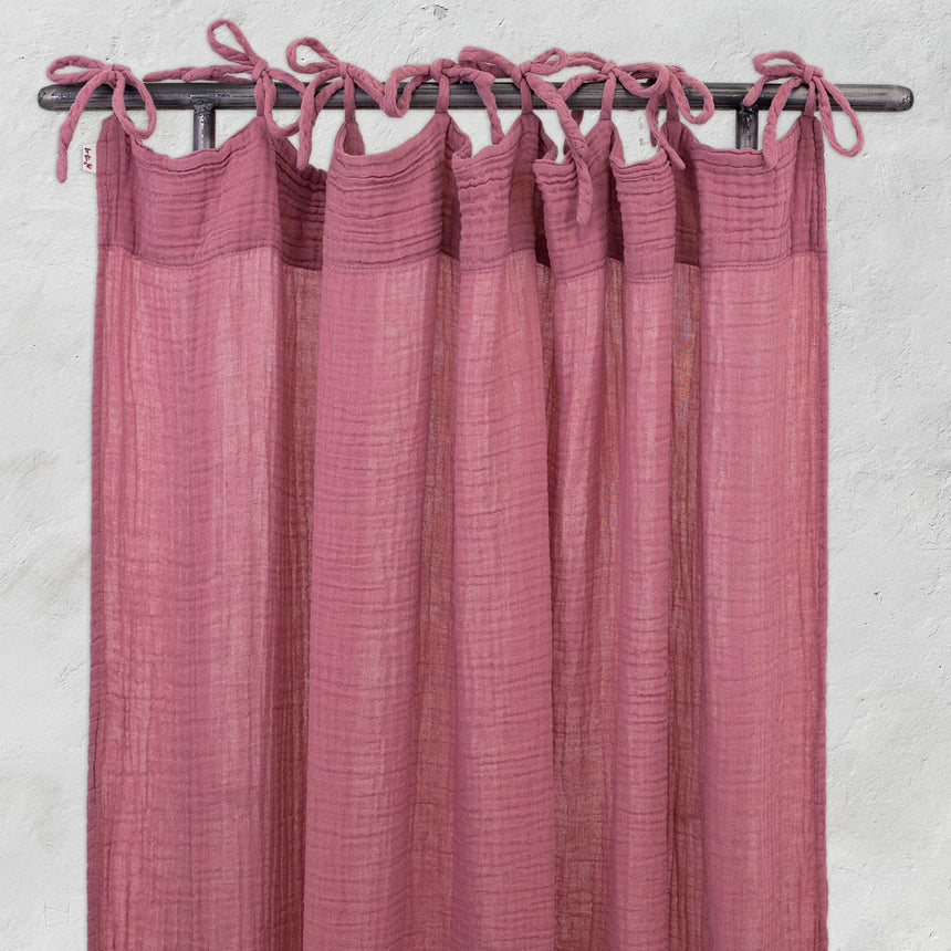 Numero 74 - Flat Curtain - Baobab Rose - S042