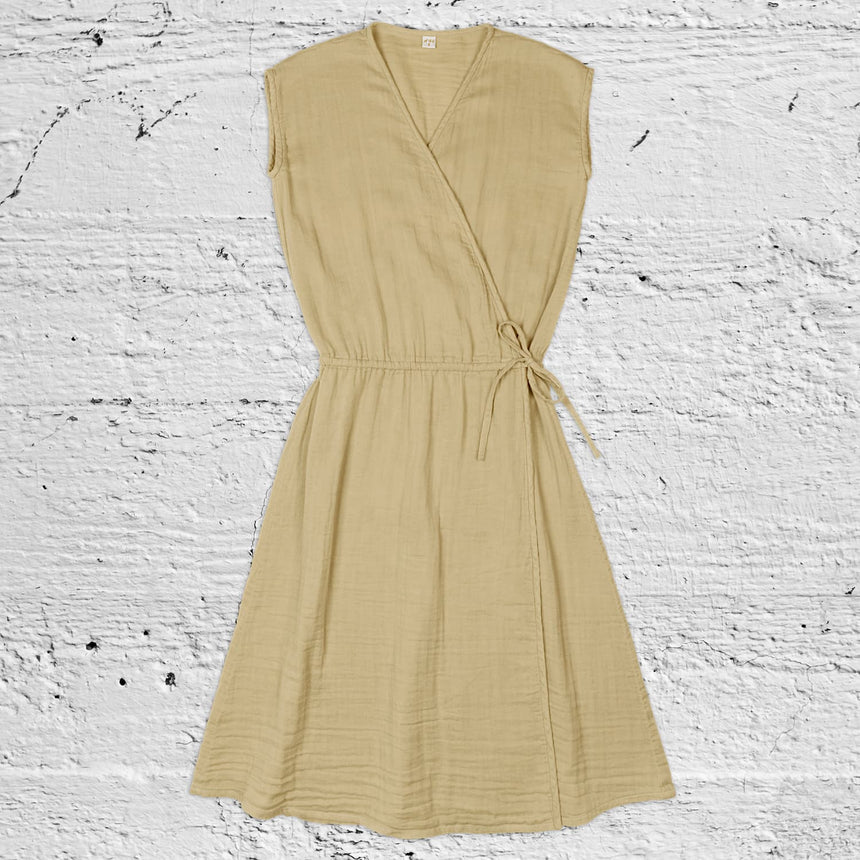 Numero 74 - Grace Dress - Women - Mellow Yellow - S048