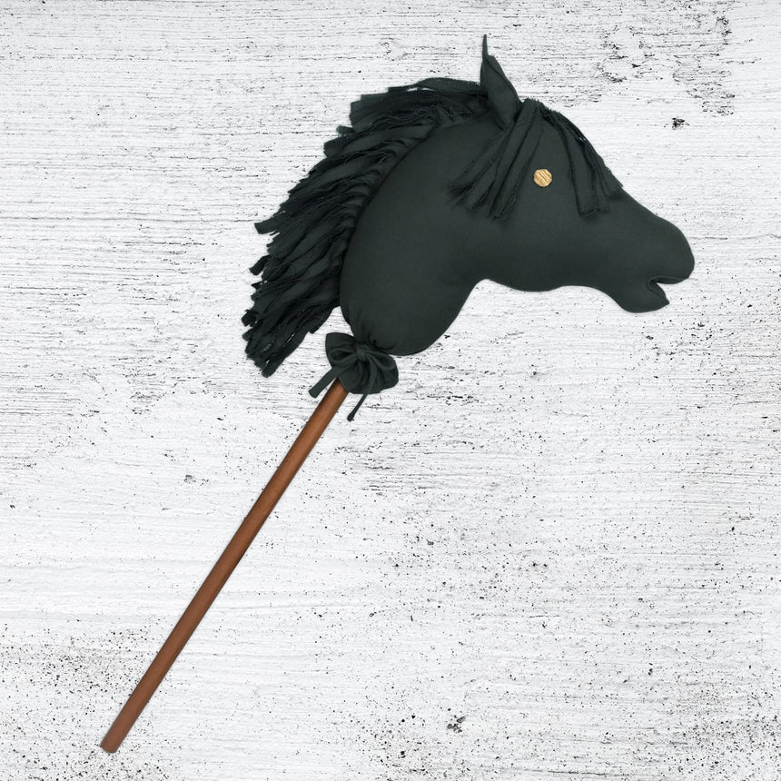 Numero 74 - Jim Hobby Horse - Dark grey - S021