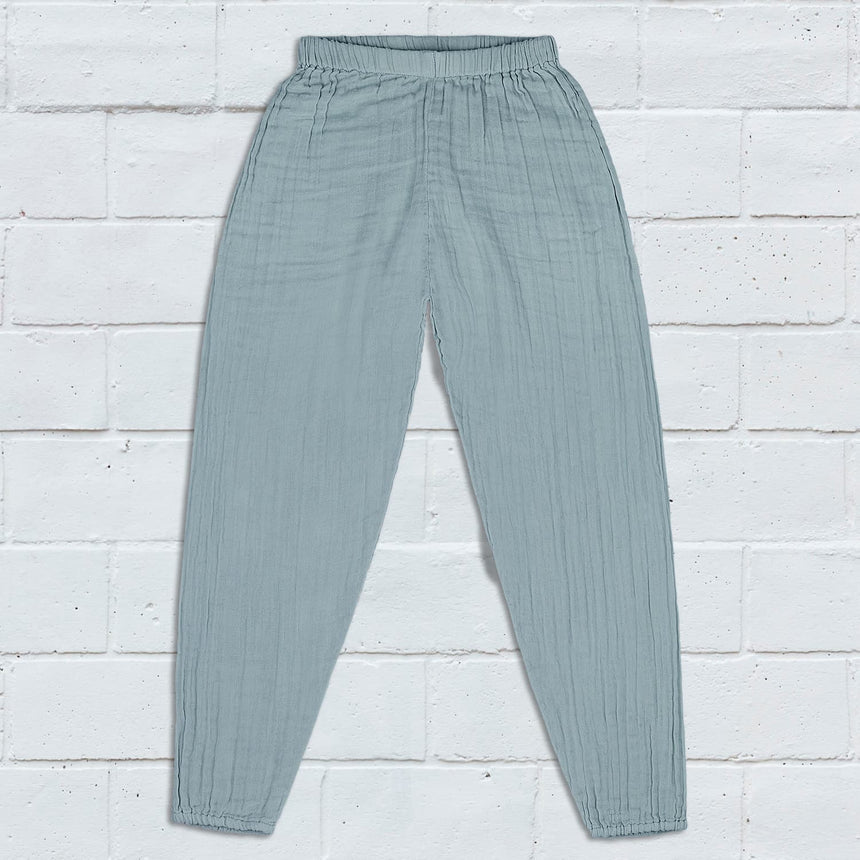 Numero 74 - Joe Pants - Kids - Sweet Blue - S046