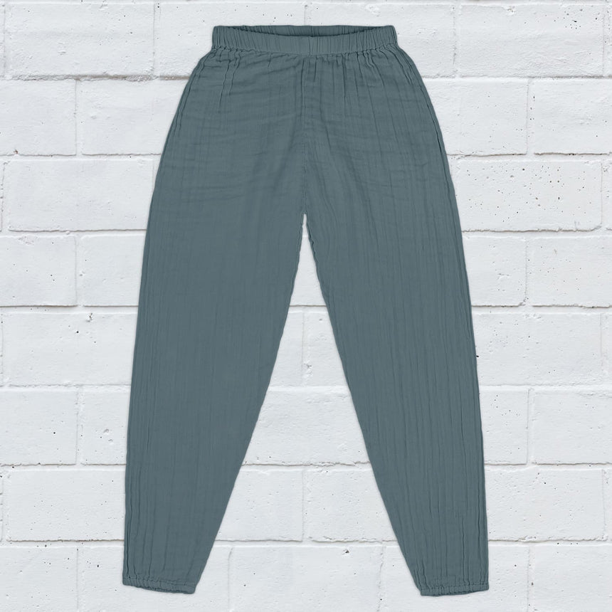 Numero 74 - Joe Pants  - Women - Ice Blue - S032