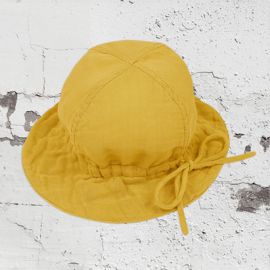 Numero 74 - Lili Sun Hat - Kids - Pale Peach - S047