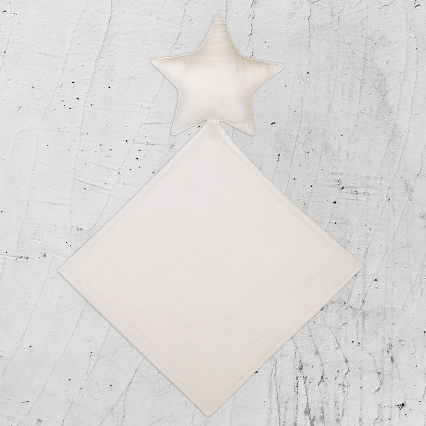 Numero 74 - Lovey Star Doudou - Natural - S000