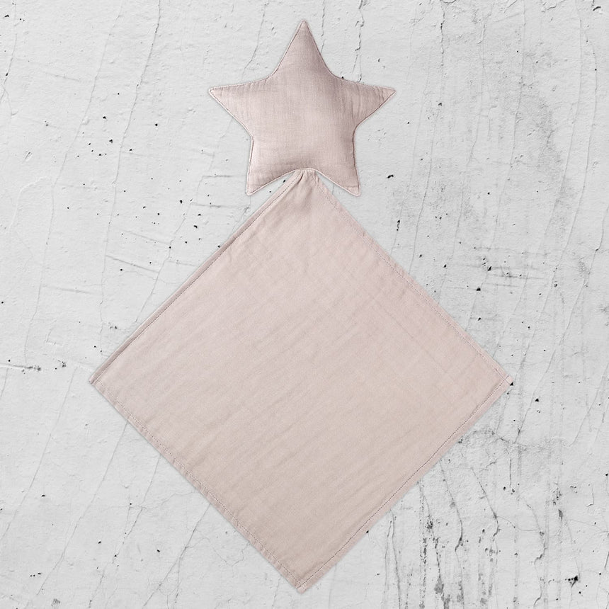Numero 74 - Lovey Star Doudou - Powder - S018