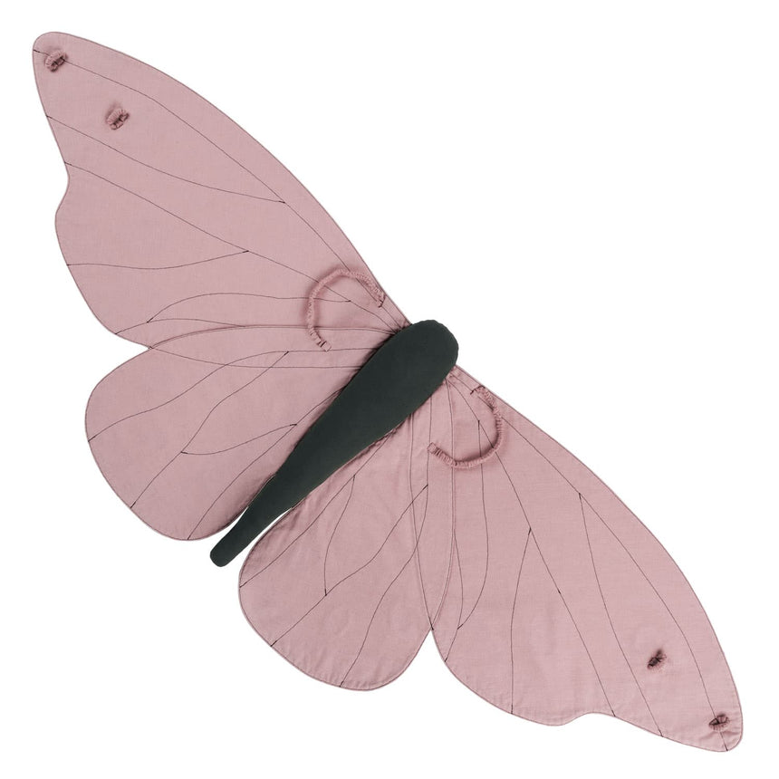 Numero 74 - Lucy Butterfly Wings - Dusty Pink - S007