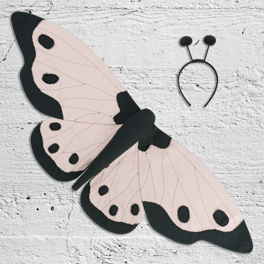 Numero 74 - Lucy Butterfly Wings - Powder - S018