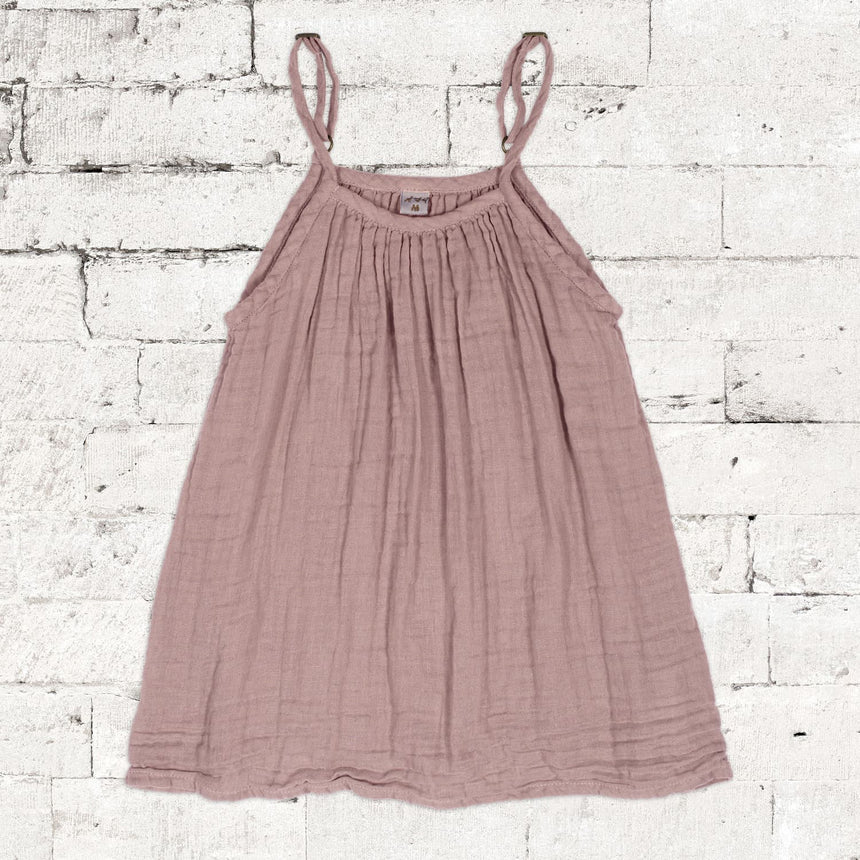 Numero 74 - Mia Dress - Kids - Dusty Pink - S007