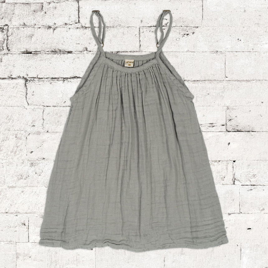 Numero 74 - Mia Dress - Baby - Silver Grey - S019