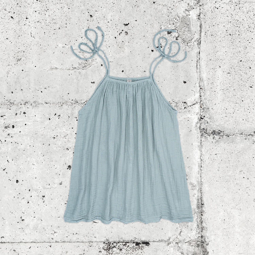 Numero 74 - Mia Short Dress  - Women - Sweet Blue - S046