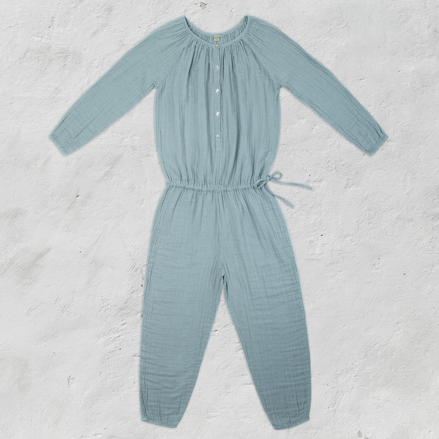 Numero 74 - Naia Jumpsuit  - Women - Sweet Blue - S046