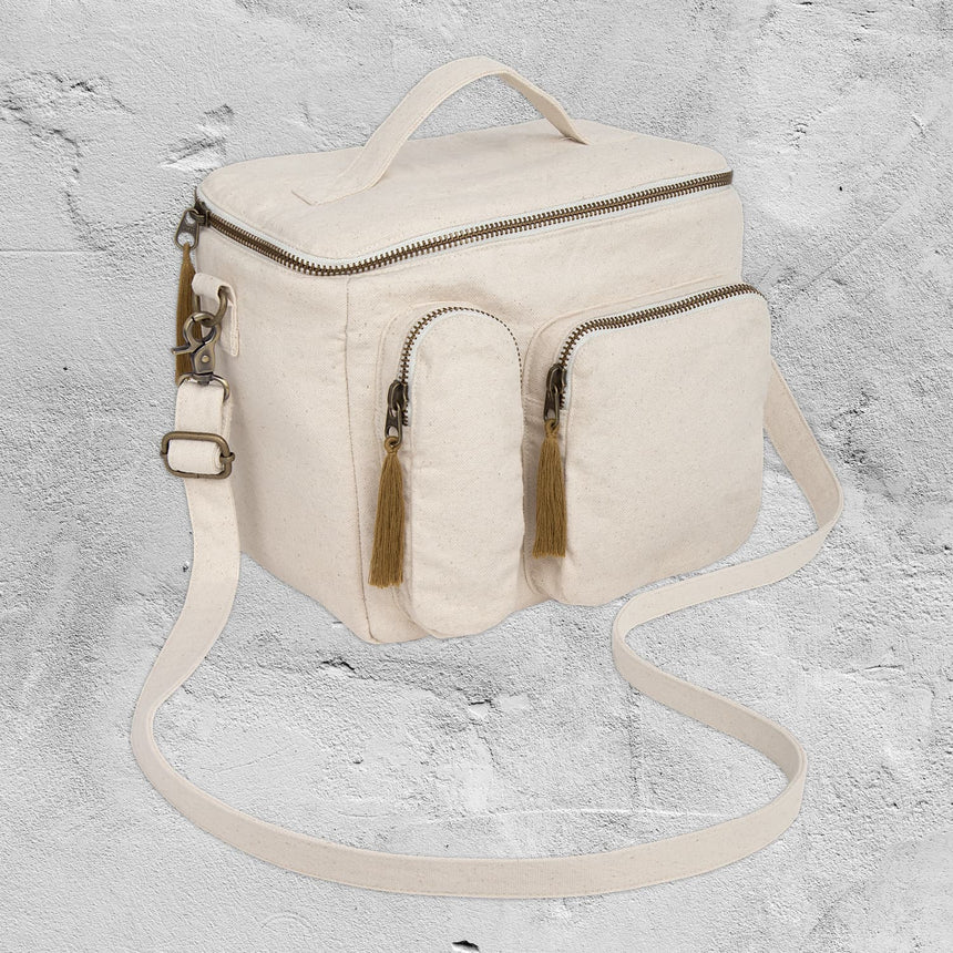 Numero 74 - Picnic & Lunch Bag - Natural - S000