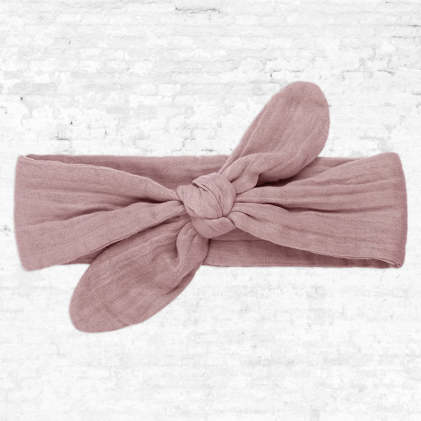 Numero 74 - Wendy Braid Headband - Pale Peach - S047