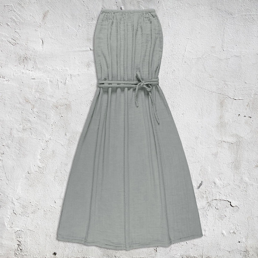 Numero 74 - Sienna Long Dress - Women - Silver Grey - S019