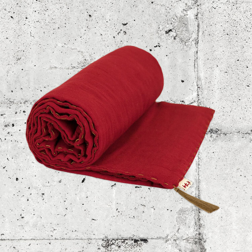 Numero 74 - Summer Blanket - Ruby Red - S027