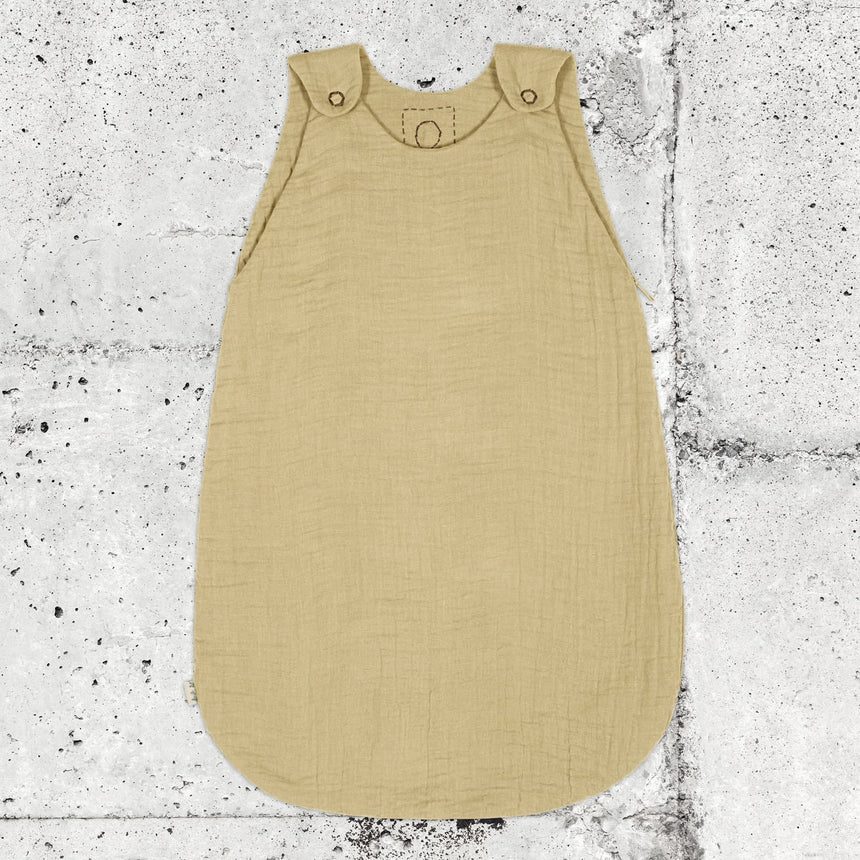 Numero 74 - Winter Sleeping Bag  - Mellow Yellow - S048