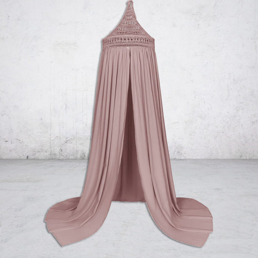 Numero 74 - Bed Drape Double - Sage Green - S049