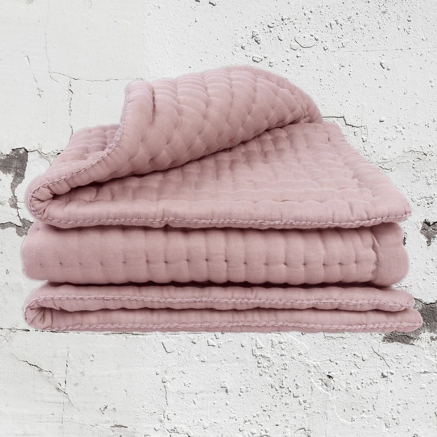 Numero 74 - Tatami Quilt - Dusty Pink - S007