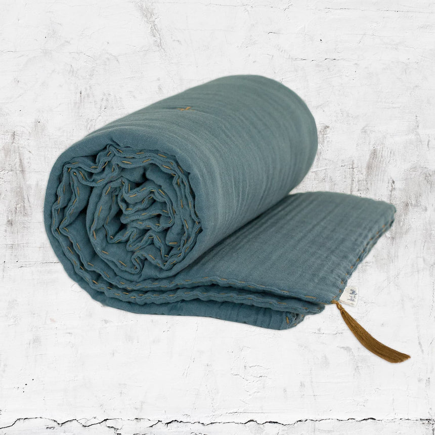 Numero 74 - Winter Blanket - Ice Blue - S032