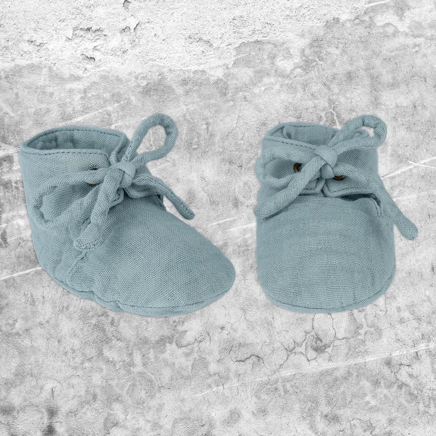 Numero 74 - Sissi Baby Booties - Baby - Pale Peach - S047