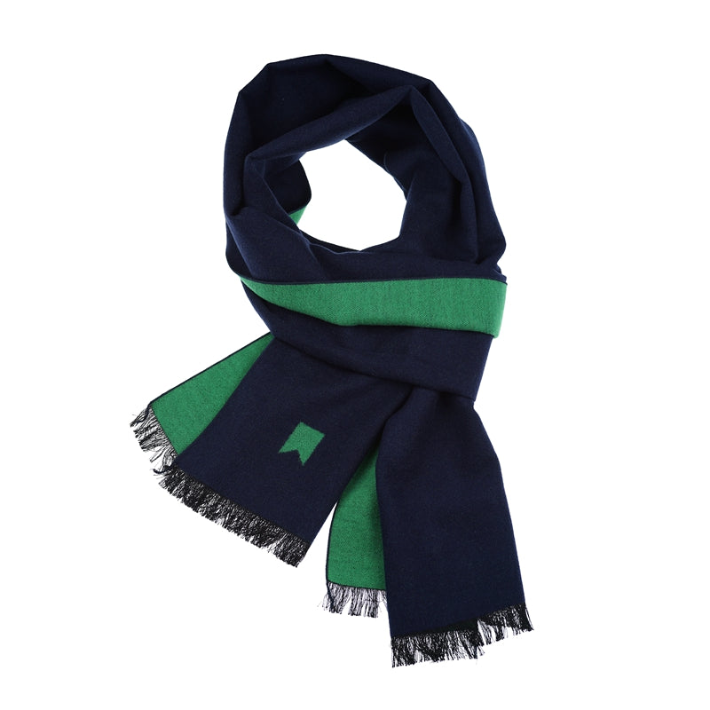 Twin Pure Colors Scarf