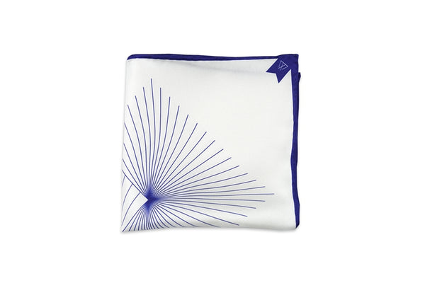Petite Fontaine-Pocket Square