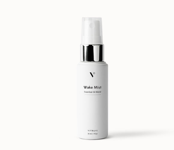 VITRUVI WAKE FACE AND BODY MIST